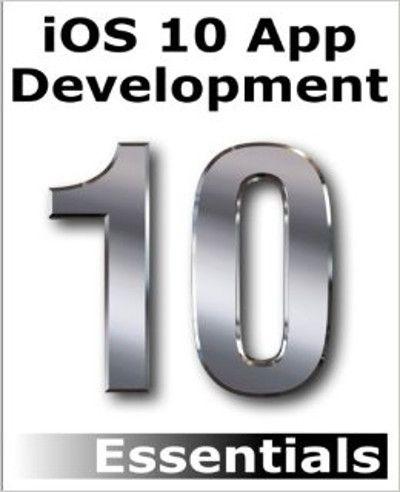 ios 10 aplicativo de desenvolvimento essencial livro