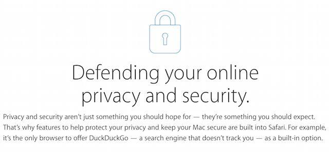 defender a sua privacidade e segurança online