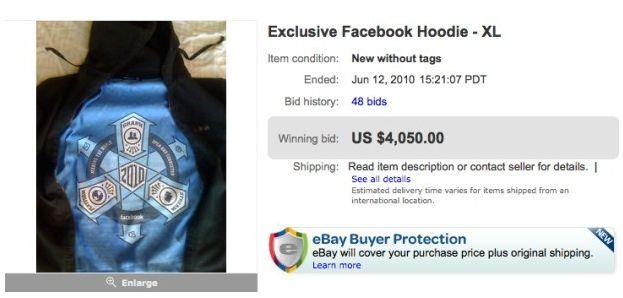 facebook-Hoodie