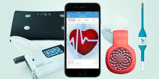 10 Iphone & ipad acessórios de saúde para ihypocondriacs