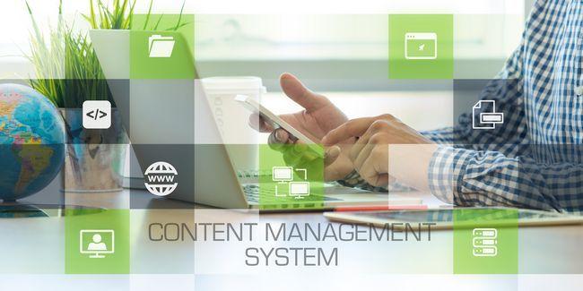 10 Mais populares sistemas de gerenciamento de conteúdo on-line