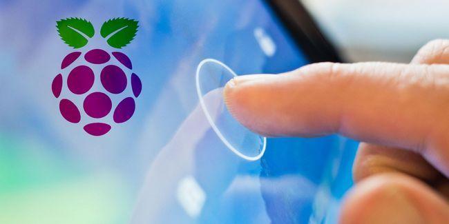 10 Projetos de usar o seu framboesa exibição pi touchscreen
