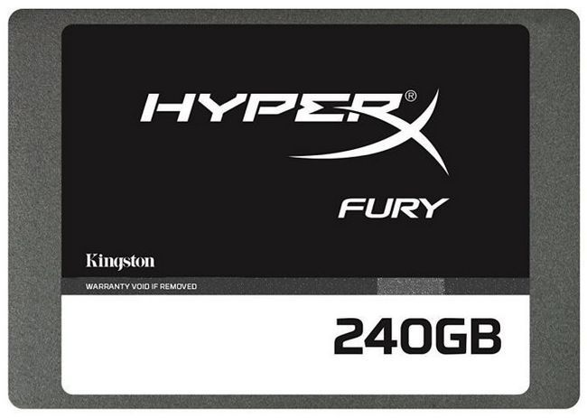 kingston ssd HyperX