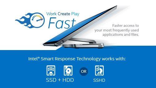 tecnologia de resposta inteligente Intel
