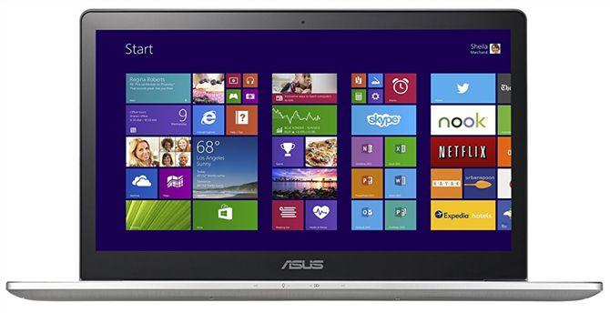 Zenbook QLED nx500