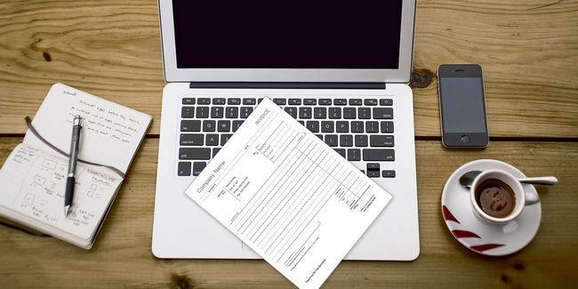 10 Simples factura, customizável modelos cada freelancer deve usar