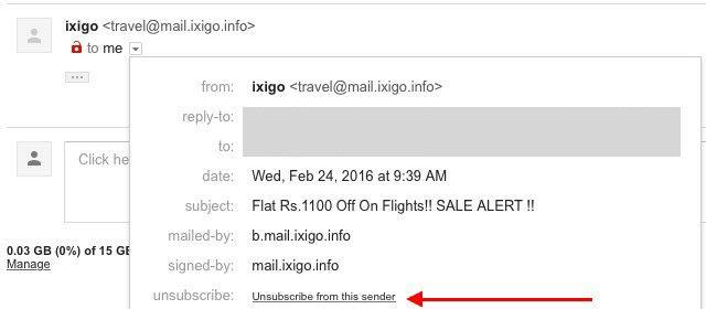 gmail-de cancelamento