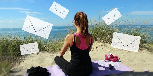 6 Truques simples para reduzir o stress e-mail