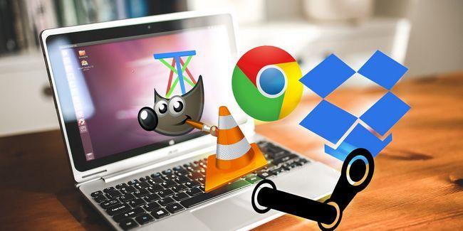 11 Must-have aplicativos no ubuntu logo após uma nova instalação