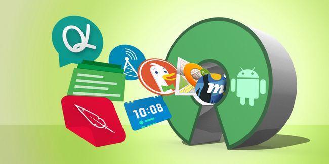 12 Melhores aplicativos para android fonte livre e aberta