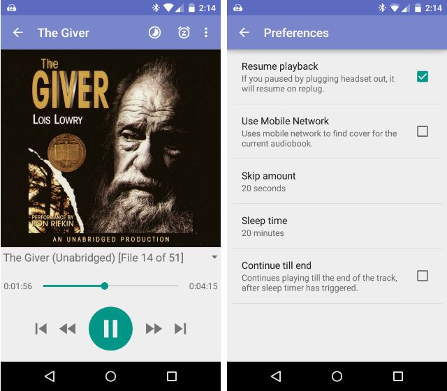 OpenSourceAndroidApps-material-Audiobook-Player