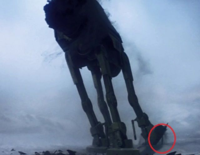 Star Wars Mistake Walker