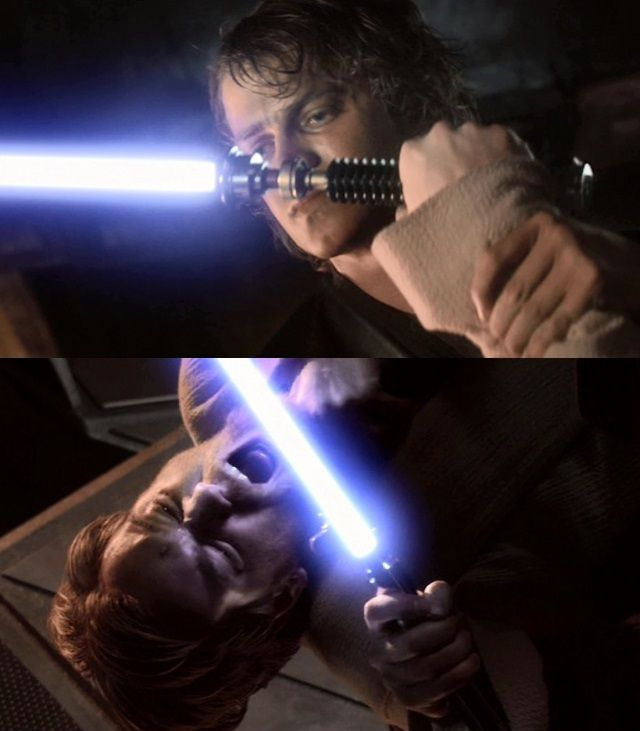 Star Wars Mistake Hilt