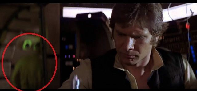 Star Wars Mistake extra