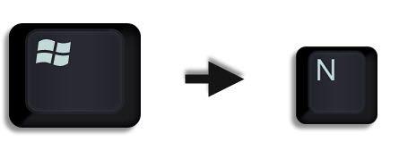 Microsoft OneNote - Tecla de Atalho