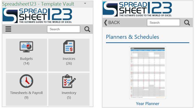 Excel Add-in Spreadsheet123