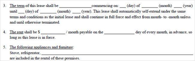 básica tidyform contrato de locação