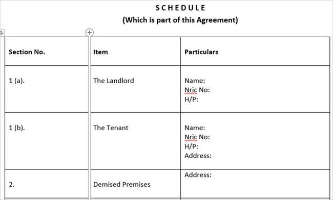 básica templatelab contrato de locação