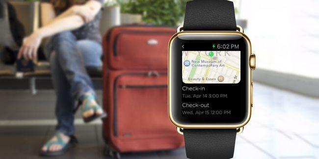 18 Aplicativos de viagem para exploradores relógio maçã