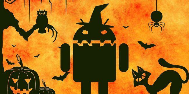 Você precisa desses 8 android aplicativos para estar pronto para o dia das bruxas
