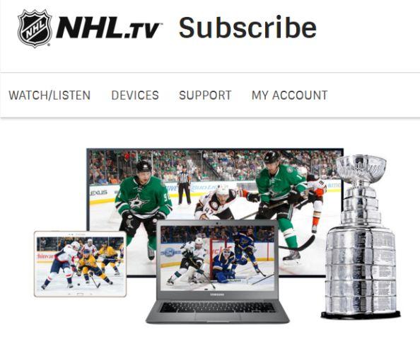 NHL-tv