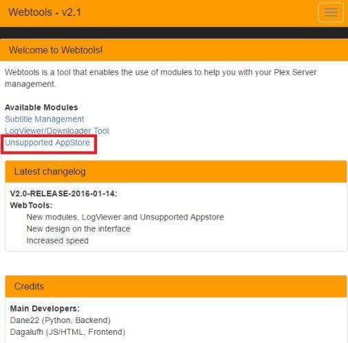 plex-plugin-appstore