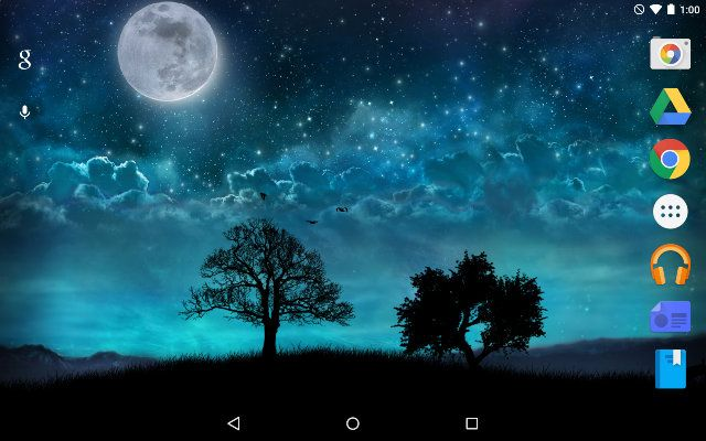 AndroidLiveWallpapers-Dream-Noite