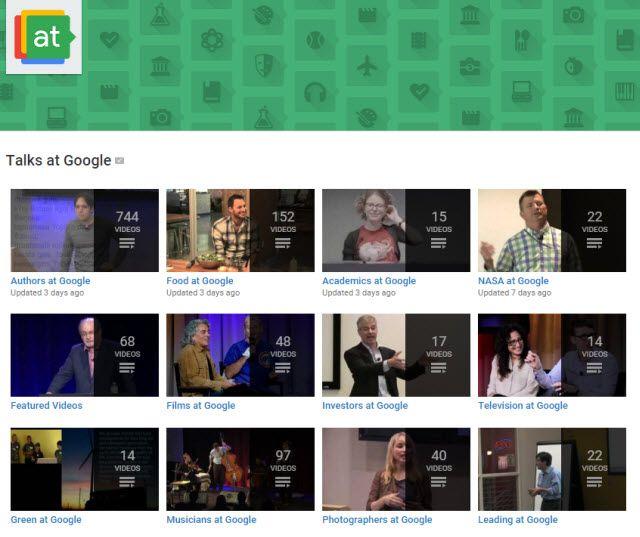 Online Learning-Google Talks