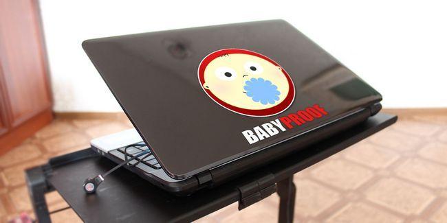 3 Dicas bebê-impermeabilização para parar bebês e crianças de arruinar sua tecnologia