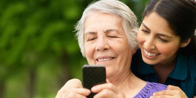 3 Melhores lançadores android simples para seus pais ou avós