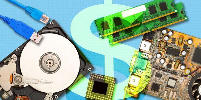 3 Maneiras simples para economizar dinheiro na construção de um novo computador
