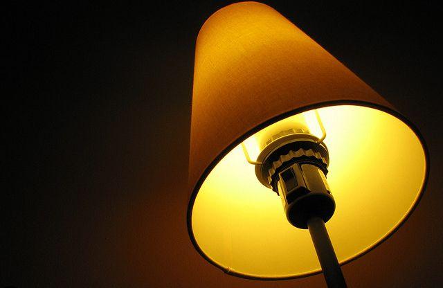 yellow-lâmpada