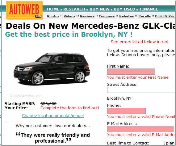 comprar carro usado