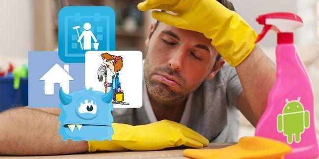 4 Aplicativos android para cuidar de tarefas domésticas