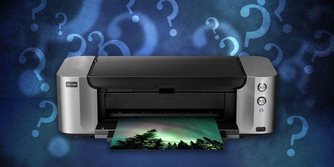 4 Perguntas a perguntar-se ao escolher uma nova impressora