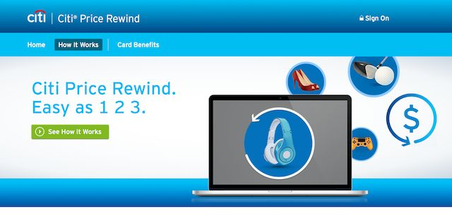 Citi-Price-Rewind