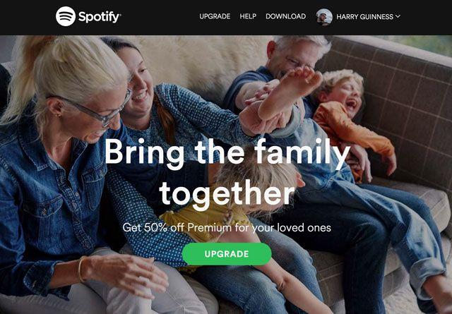 SpotifySharing