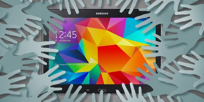 4 Dicas para a partilha de um tablet com várias pessoas