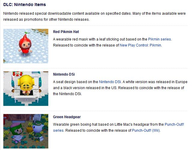 NinDB Animal Crossing