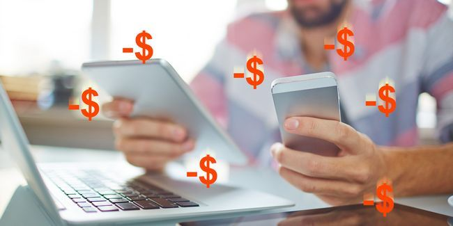 4 Maneiras de evitar sua obsessão tecnologia de sugando seu dinheiro