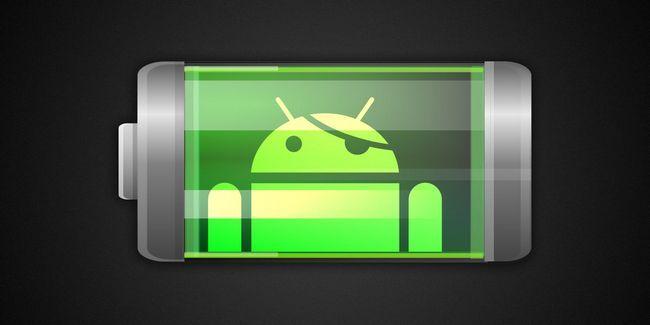 5 Maneiras avançadas para melhorar a vida da bateria em android