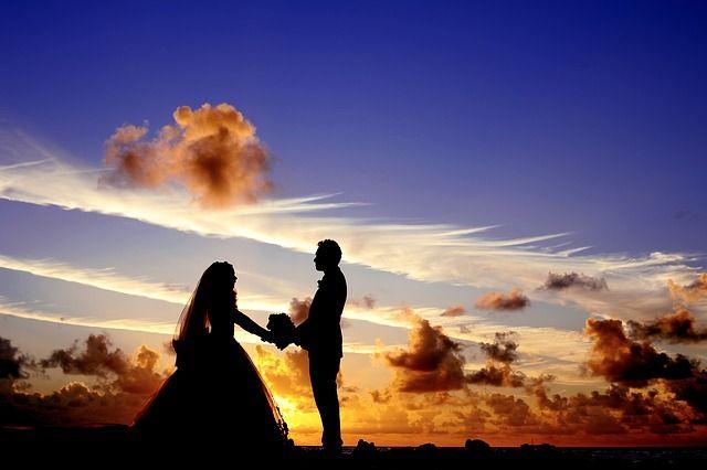 Beach-casamento-silhueta