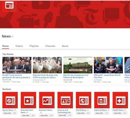 youtube roku notícias