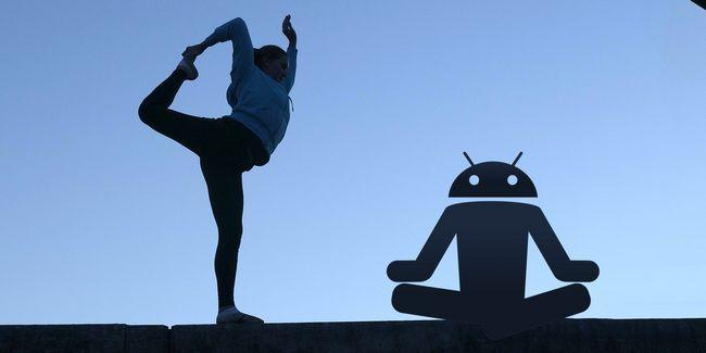 5 Grandes aplicativos android para praticar yoga em casa