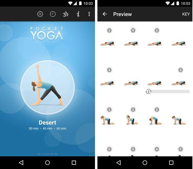 AndroidYogaApps-Pocket-Yoga-visualização