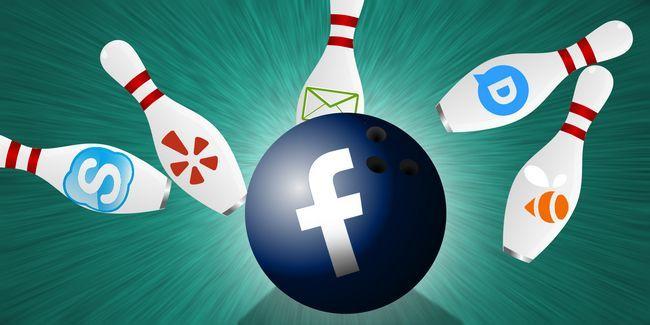 5 Ferramentas web legendary substituídos por recursos do facebook
