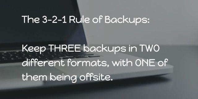 3-2-1-rule