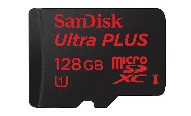 SanDisk ultraplus