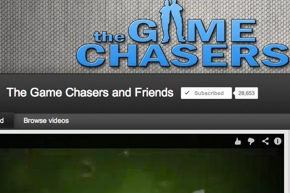 shows de internet de videogame