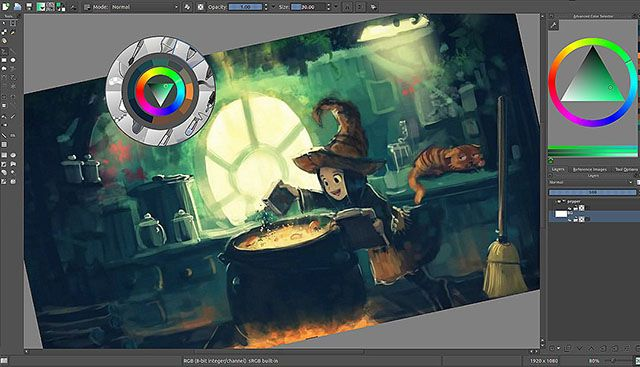linux-photoshop-alternatives-krita